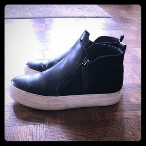 Steve Madden sneaker booties
